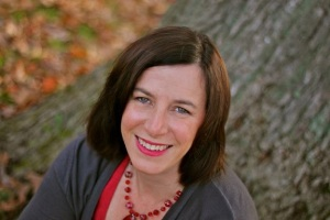 Author and speaker Lara Krupicka